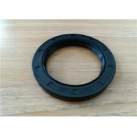 Black FKM TC Skeleton NBR Oil Seal , Rubber O Rings 65*90*12 For Motorcycle Crank