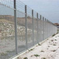 Wholesale anti climb 358 high security welded wire mesh fence from china suppliers