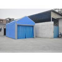 Wholesale Portable Inflatable Tent For Car Storage , Large Outdoor Car Tent Shelter from china suppliers