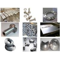 Quality monel 400 k500 k-500 r405 30C flange bar wire rod fastener tube pipe fittings forging for sale