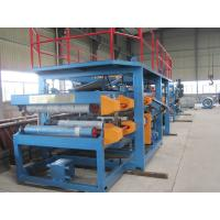 Wholesale 1250mm Width EPS Sandwich Panel Roll Forming Machine 28Kw for Warehouse from china suppliers