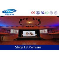 Wholesale 3mm Indoor SMD Stage Background LED Display Screen 1R1G1B , LED Video Wall from china suppliers