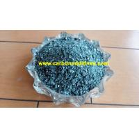 Buy cheap Accurate Grinding Carbon Green Silicon Carbide 0.5% Max Fixed Carbon from wholesalers