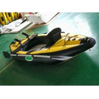 Wholesale Professional Inflatable Sea Kayak Safe Double Person Kayak With Airmat Floor from china suppliers