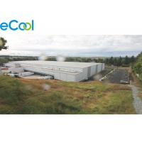 China Large Cold Storage For Agricultural Products , Fruit Cold Storage Room 3500 SQM for sale