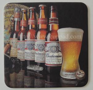 Wholesale Paper printed coaster mats, mug coaster from china suppliers