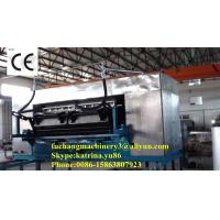 China Rotary Egg Tray Machine with CE Certificate on sale