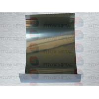Wholesale Extremely pure niobium strips /foils with corrosion resistance from china suppliers