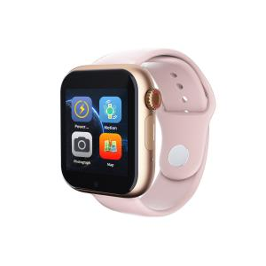 Wholesale 1.54 Inch TFT IPS HD 240x240 380mAh 4G Smart Phone Watch from china suppliers