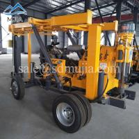 Buy cheap XYX-3 Wheeled Rotary Soil Survey Machine Rock Water Well Drilling Rig 600 Meters from wholesalers