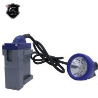 China KL7LM B led mining cap lamp miner's lamp LED Mining Explosion-proof rechargeable led headlamp on sale