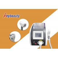 Wholesale 1064nm And 532nm ND Yag Laser Machine Tattoo Removal Equipment 1000MJ from china suppliers