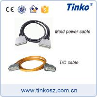Cable for plastic injection machine,extrusion machine,hot runner thermocouple cable