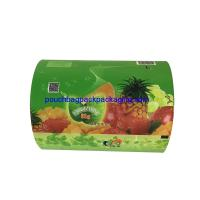 Wholesale Custom Printed Roll Stock Plastic Film, laminated packaging film roll from china suppliers