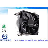 China 92x92x25MM CPU high temperature 12v / 24v / 48v dc axial cooling fan motor on sale