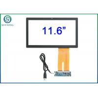 Wholesale 11.6 inch Industrial Projected Capacitive (PCAP) Touchscreen Panel With EETI controller EXC80H4254 from china suppliers