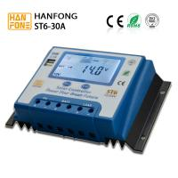 Wholesale CPU Control Solar Panel Regulator Charge Controller , Solar Cell Controller  from china suppliers