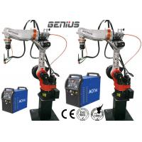 Multijoints Gas Welding Machine Full Featured High Smoothness With Lightweight Arm for sale