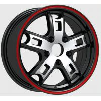 Wholesale 4 / 5 Hole 15 Inch Chroming Polish Finished Alloy Wheels For Car 1030 from china suppliers