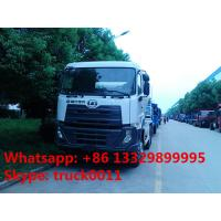 China best quality factory supply 6*4 12m3 Japan brand UD  cement mixing truck, hot sale UD brand cement mxier truck on sale