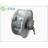 Buy cheap High Pressure Centrifugal Backward Curved Fan / EC Industrial Fan Blower from wholesalers