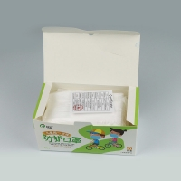 Wholesale Comfortable Earloop Folding Kids 3 Layers Disposable Face Mask from china suppliers
