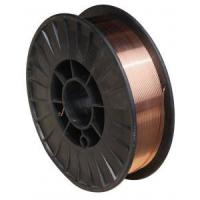 Wholesale copper coated mild steel Co2 gas shielded welding wire mig mag welding wire er70s-6 from china suppliers