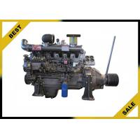 China Turbo Inter Cooled Stationary Diesel Engine 130 Kw 260 Kg Electric Start for sale