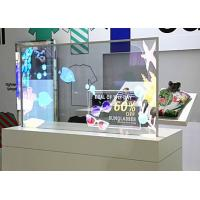 China Maystar MS1 Transparent OLED Display For Large Scale Shopping Malls on sale