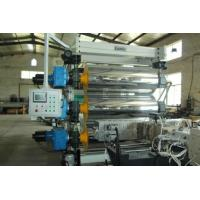 China Food Dishes PP PS Sheet Extrusion Line Environmental Protection High Efficiency on sale