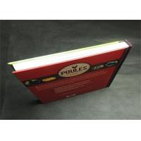 Wholesale Offset 400gsm Hardcover Photo Book Printing , Textbook Printing Services from china suppliers