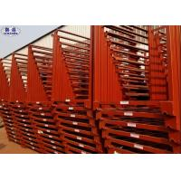 China Customized Warehouse Nestainer Storage Racks Heavy Duty For Tobacco for sale
