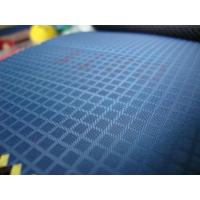 China 1180# Waffle Ripstop oxford fabric PU coating  bags fabric  walf on sale