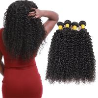 Wholesale 8A Healthy Virgin Curly Hair Bundles , Kinky Curly Human Hair Extensions from china suppliers
