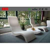 Wholesale Solid Led Glowing Lounge Chair Sun Bed Pool Chairs 3 Years Warranty from china suppliers