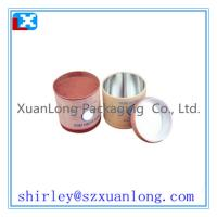 Wholesale Low Price round tea tin wholesale from china suppliers