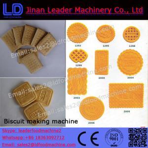 Wholesale cookies making machine biscuit making equipment biscuit making machinery from china suppliers