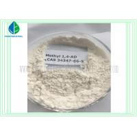Quality Methyl 1,4- AD Prohormones Muscle Building Steroids of Dianabol Anabolic Pharma , CAS 34347-66-5 for sale