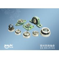 Wholesale Industrial And Agricultural Mounted Bearing Units Low Noise / Pillar Block Bearings / Types of Ball Bearings from china suppliers