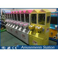Wholesale Different Color Mini Toy Crane Machine / Grab Toy Machine CE Certificated from china suppliers