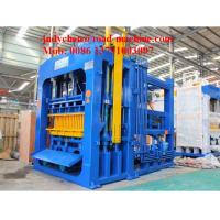 Wholesale Automatic Hollow / Paver / Solid Block Making Machine Production Capacity 20000 PCS / Day from china suppliers