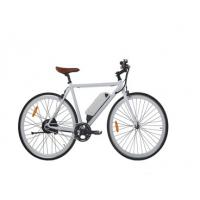 Wholesale Single Speed Battery Assisted Push Bikes , 700C Electric Powered Push Bikes from china suppliers