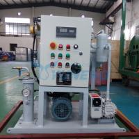 Mobile Oil Centrifuging Machine for Transformer for sale
