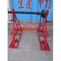 Buy cheap Hydraulic cable drum jack,Hydraulic lifting jacks for cable drums from wholesalers