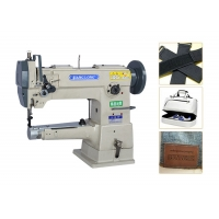 Wholesale Manual Lubrication Wear Resistance 220V Single Needle Sewing Machine from china suppliers