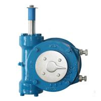 Buy cheap worm drive actuator fo ball valves and butterfly valves ,manual quarter turn from wholesalers