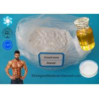 Quality 99% Oxandrolone Anavar Oral Anabolic Weight Loss Crystalline Steroid Hormone For Bodybuilding for sale