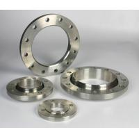 Wholesale Direct Factory Best Price Standard Ansi B16.5 Gr2 Titanium Forged Flange For Pressure Vess from china suppliers