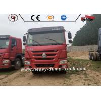 Second Hand Sinotruk Howo Heavy Dump Truck Equipment For 30 Cubic Meter for sale