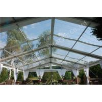 Wholesale Clear Top / Wall Cover Hard Aluminum Alloy Frame Backyard Party Tent Water Resistant from china suppliers